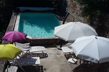 B&B et Gites Vacances-en-Luberon|Chambre Parentieu - Reillanne