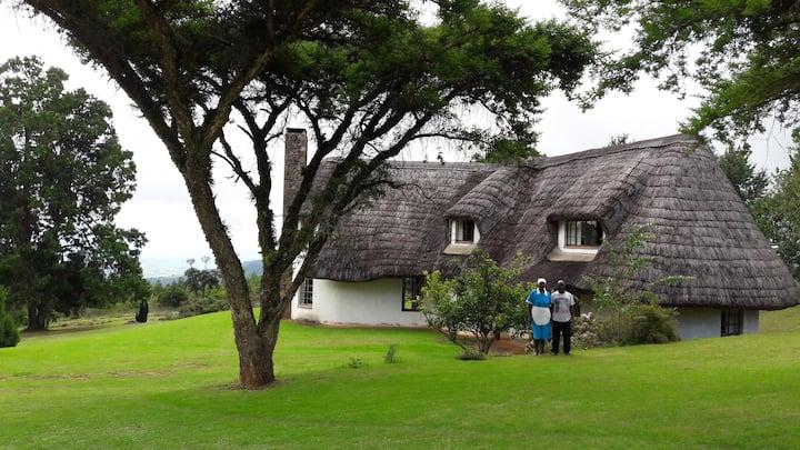 Springhide - a scenic cottage retreat in Troutbeck