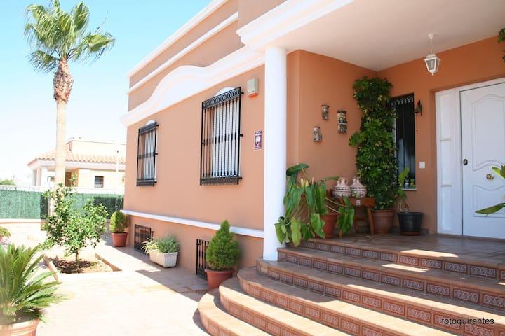 Habitacion universidad playa - Almería - House