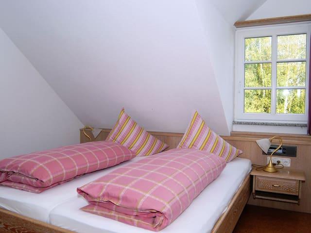 Pension Goebel, (Attendorn), Ferienwohnung Repetal, 40qm, 1 Schlafzimmer, max. 3 Personen