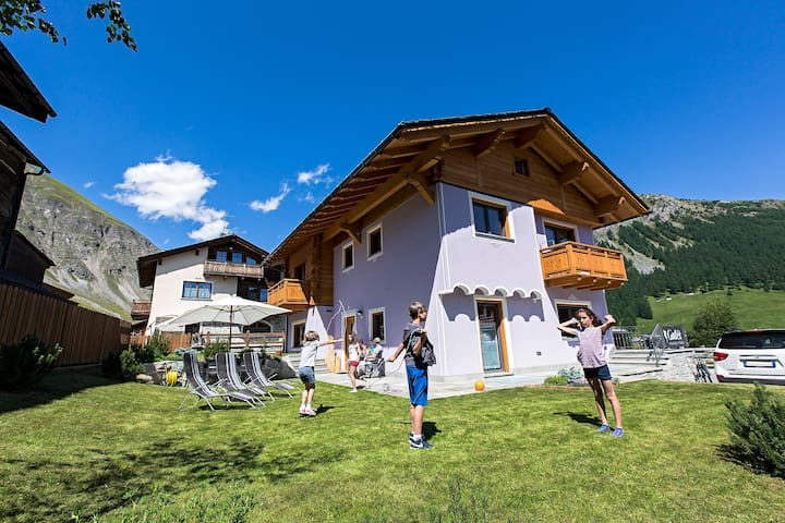 """Galet"" Mountain Chalet XL ****7/9 pax"