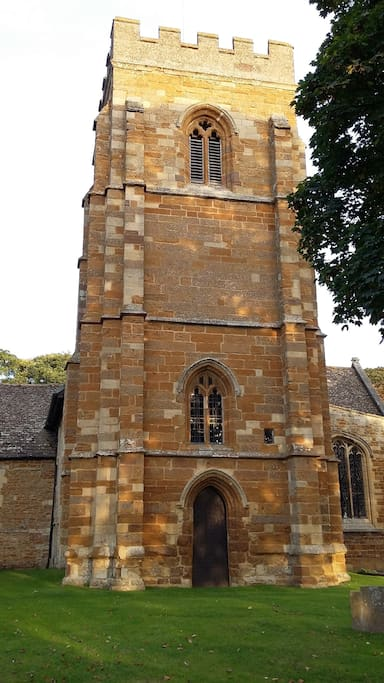 Medbourne Church