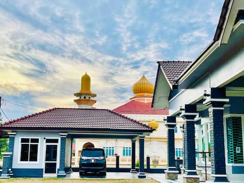 HudaHomestay | Kota Bharu, 4Rooms & Porch