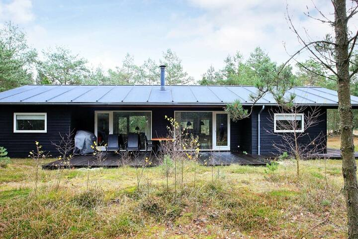 Peaceful Holiday Home in Nordjylland With Sauna