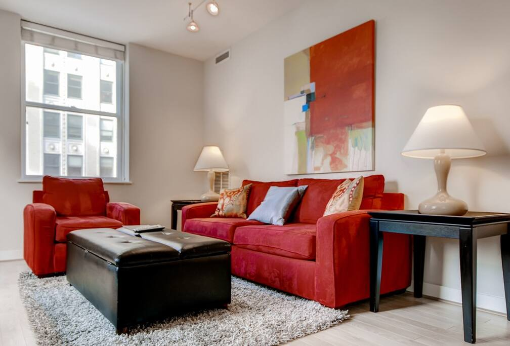 Luxurious 2 Bedroom Washington Dc Apt Apartments For Rent In Washington District Of
