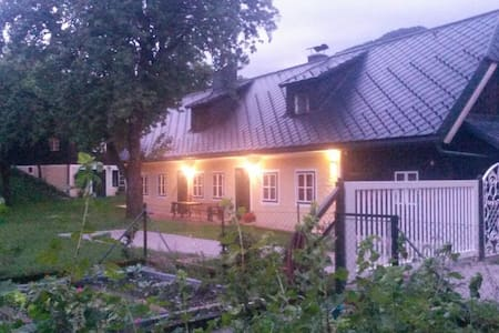 Altes Bauernhaus, neu renoviert - Schildbachrotte - House