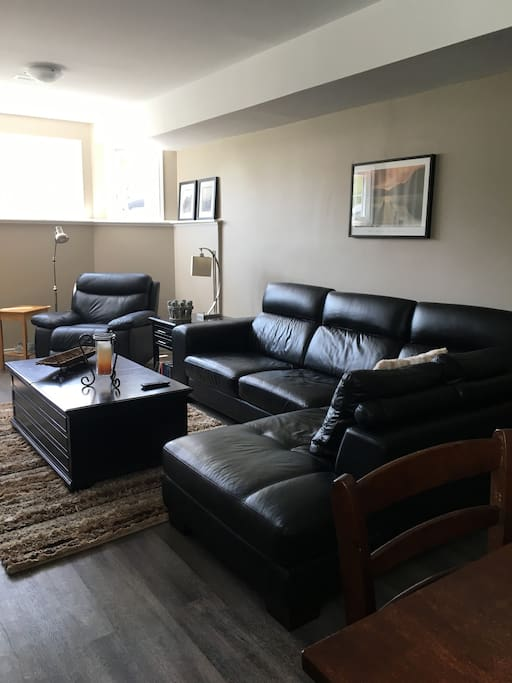 Your own private living area