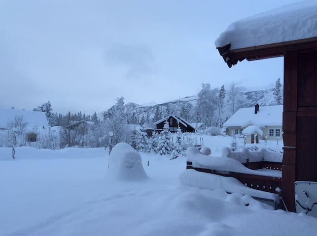 Warm atmosphere in awesome ski area - Hemsedal - Appartamento