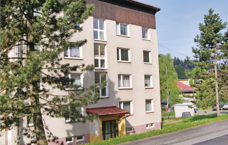 Holiday apartment with 2 bedrooms on 90m² in Smrzovka