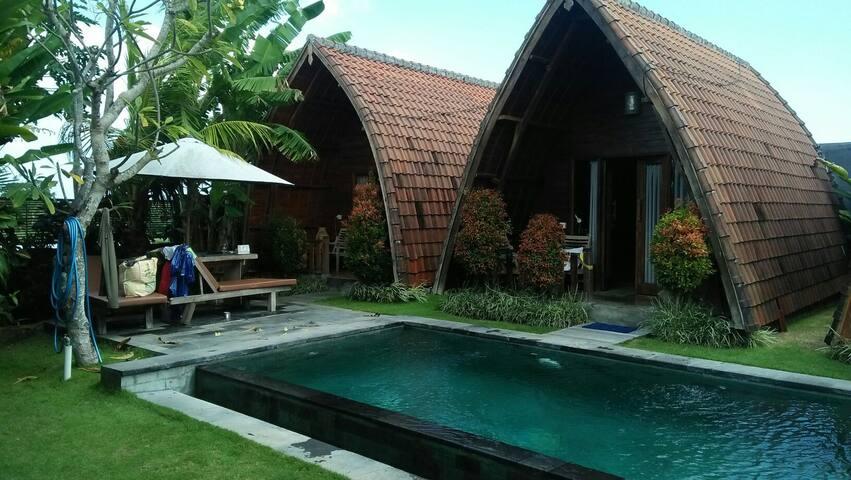 Pablo's bungalow. El universo de lo sencillo