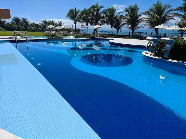 GUARAJUBA - Genipabu Summer House (Beira-mar)