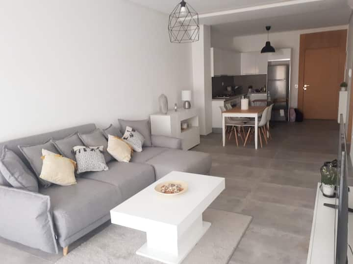 Chic Entire private 1 bed Appartement in Marrakech