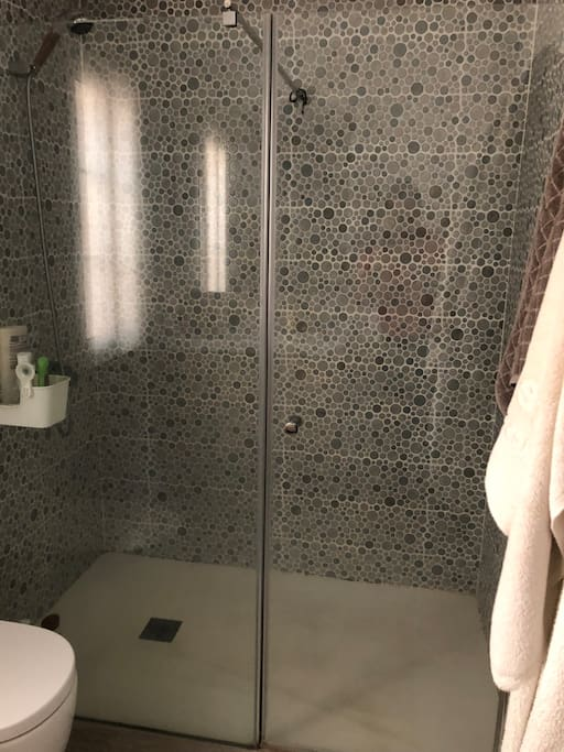baño en suite.