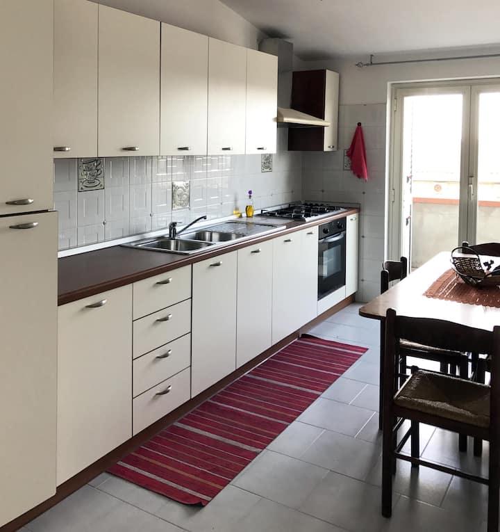 Grazioso appartamento a pochi passi dal mare!
