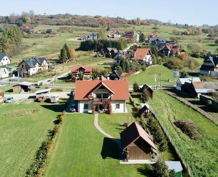 Kwatery Przy Dunajcu -POKÓJ 3-OSOBOWY