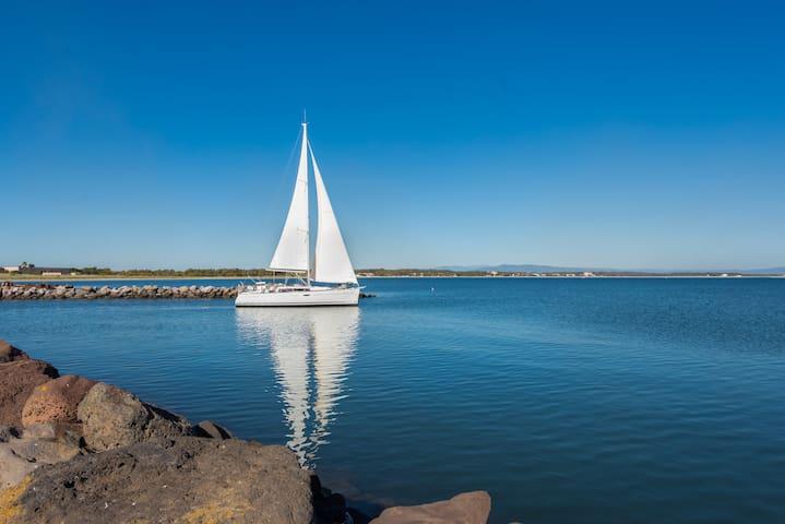 Boat & breakfast Sinis Yachting