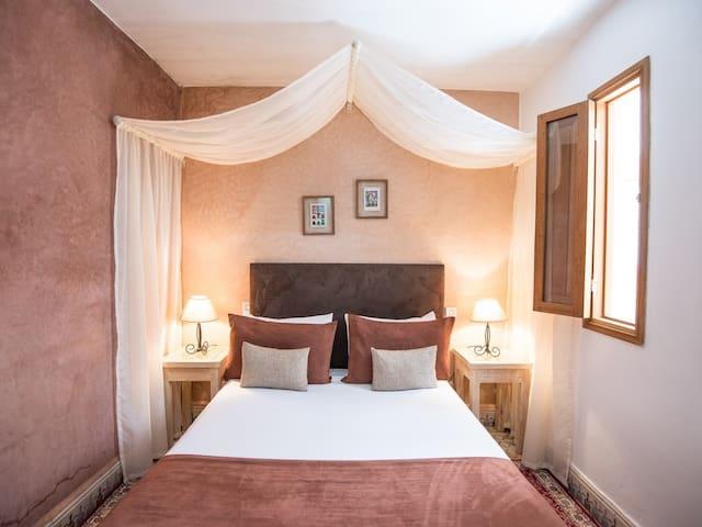 Charming riad 2 mn Jemaa el Fna, room Standard
