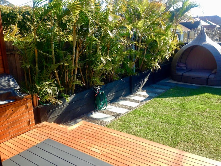 Beautiful family summer house in Manly