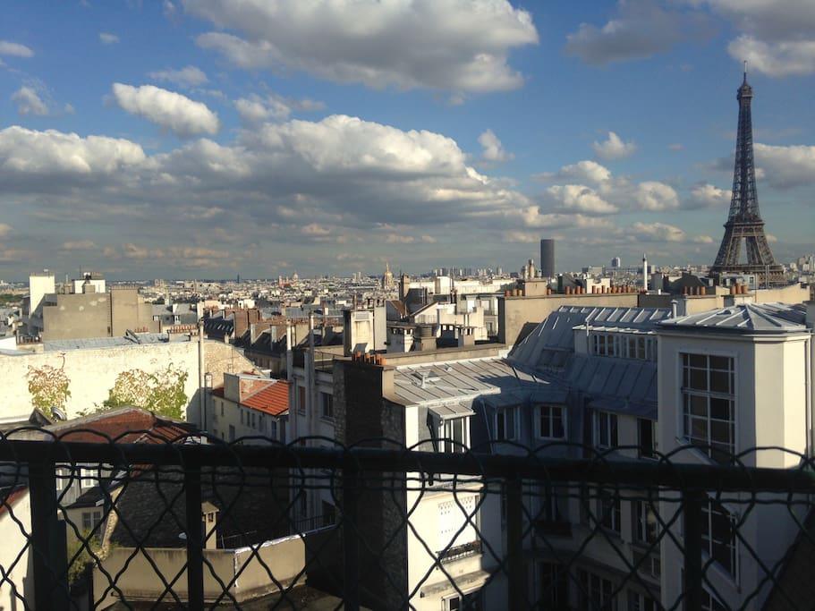 Chambre avec vue magnifique appartements louer for Chambre de bonne paris a louer
