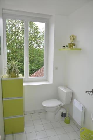 Appartement équipé - Ouzouer-sur-Loire - Lägenhet