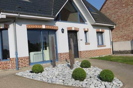 Maison Bleue à Dainville - Dainville - Haus