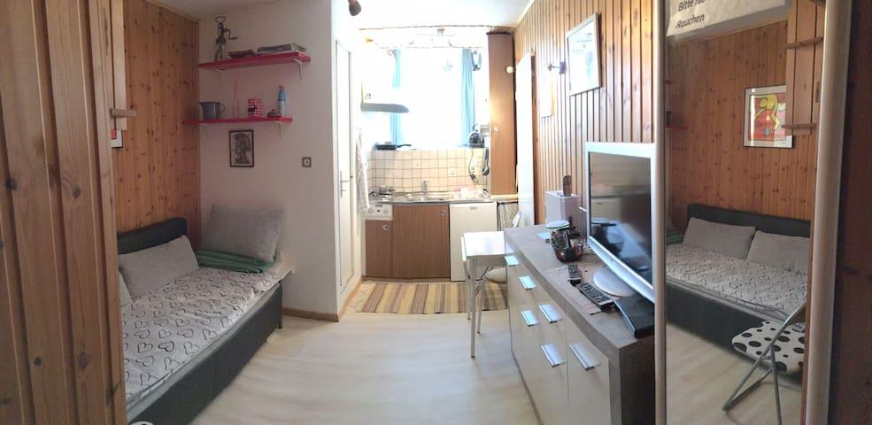 Studio in Lenz, klein aber fein