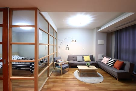 3room 2bath 2 min Station! 13 - Jongno-gu - Apartment