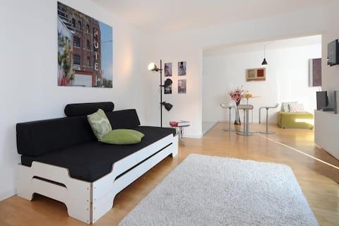 Apartment W16 wohnen mit style in der südstadt