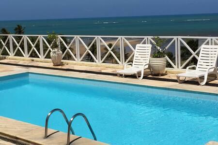 Apto linda vista do mar em Pirangi Praia - 帕纳米林 (Parnamirim) - 公寓