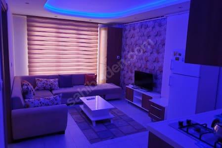 Rahatlamak isteyenler için ferah ve temiz ev