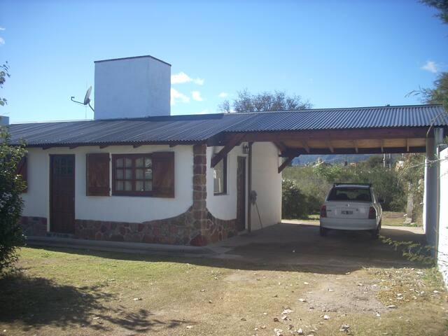 Alquiler de Cabaña - Capilla del Monte - Cabin