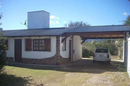 Alquiler de Cabaña - Cabane