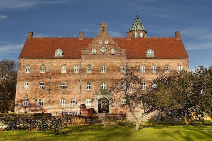 Lejlighed på Sostrup Slot & Kloster - Grenå - Leilighet