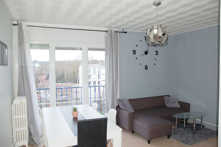 Chambre chez l'habitant meublée