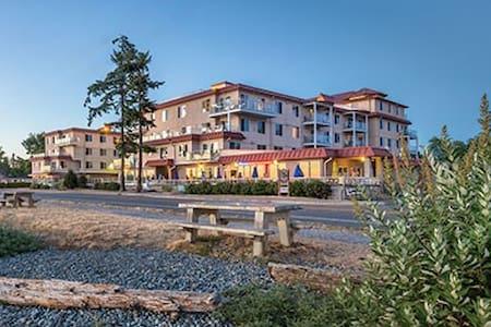 Washington-Blaine Resort 2 Bdrm Condo - Birch Bay - Lejlighedskompleks