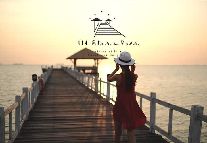 114 Star's Pier Private villa, Casalunar, Bangsaen