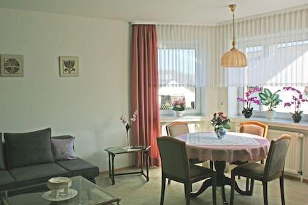 Wohnung im schönen Bergdorf Lössel