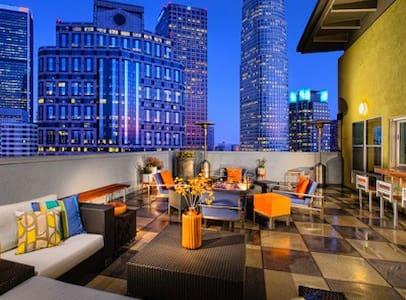 Downtown Los Angeles - Los Angeles - Lägenhet