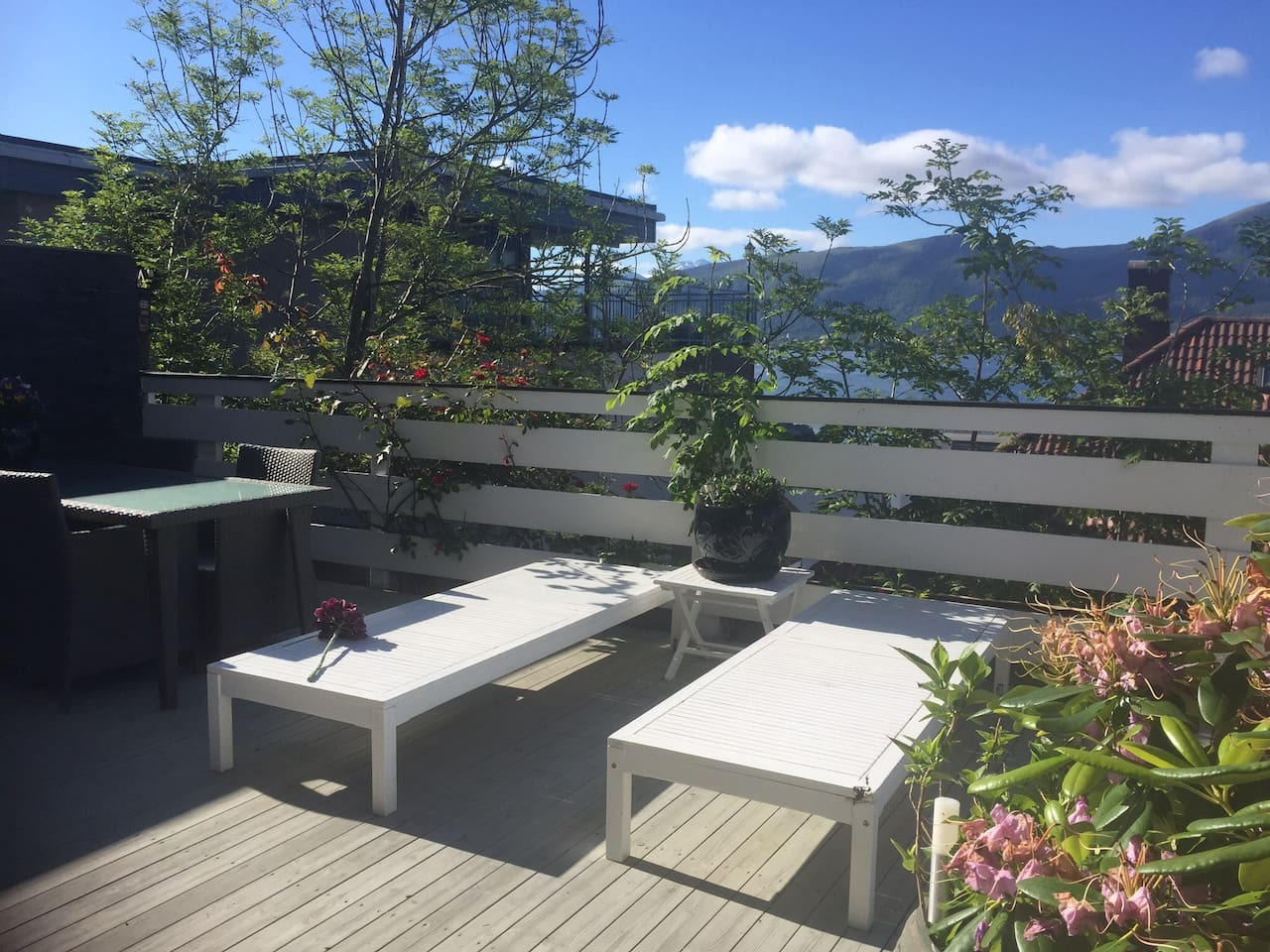 Your terrasse
