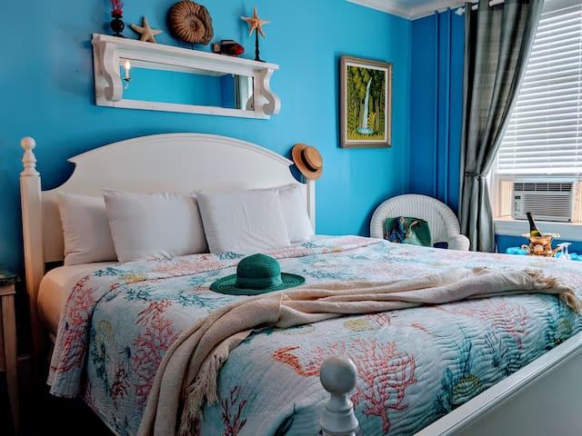 Chelsea Pub & Inn: Room 207