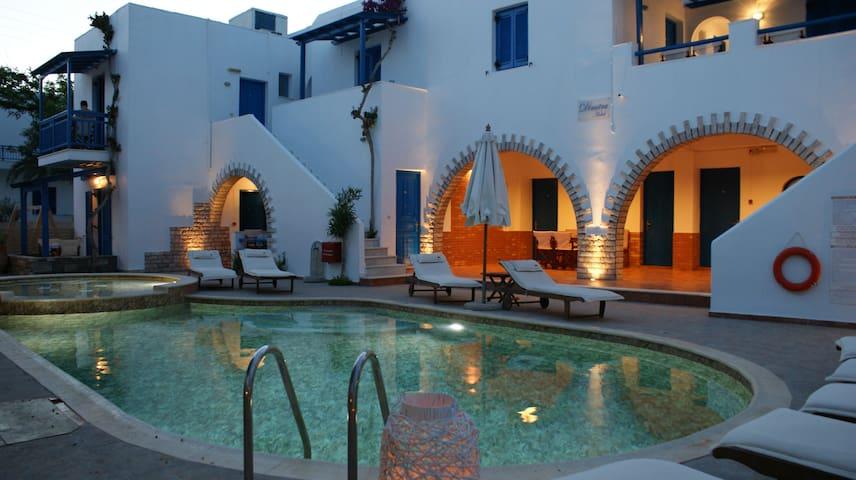 DIMITRA HOTEL - Agios Prokopios - Bed & Breakfast