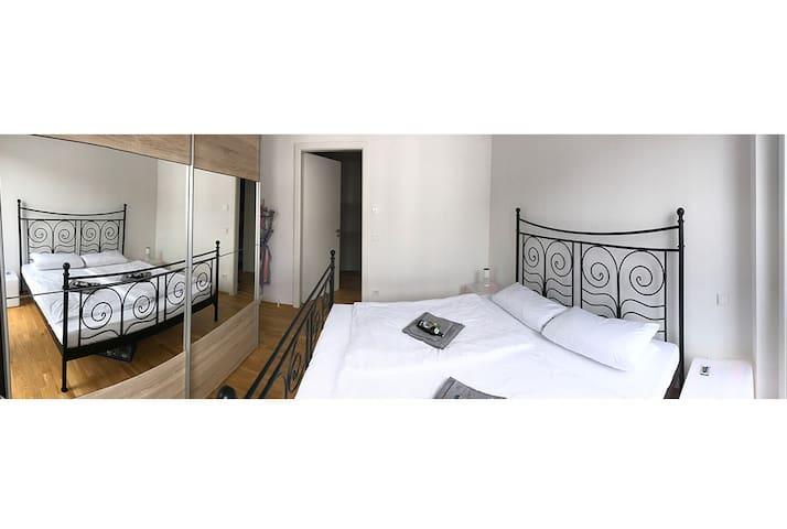 2 room apartment near city-center and Olympiapark