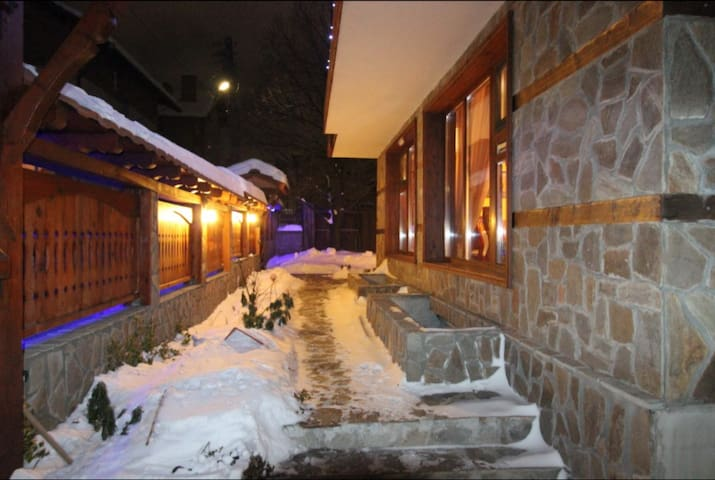Romantic Apartment in Guest House Ilinden