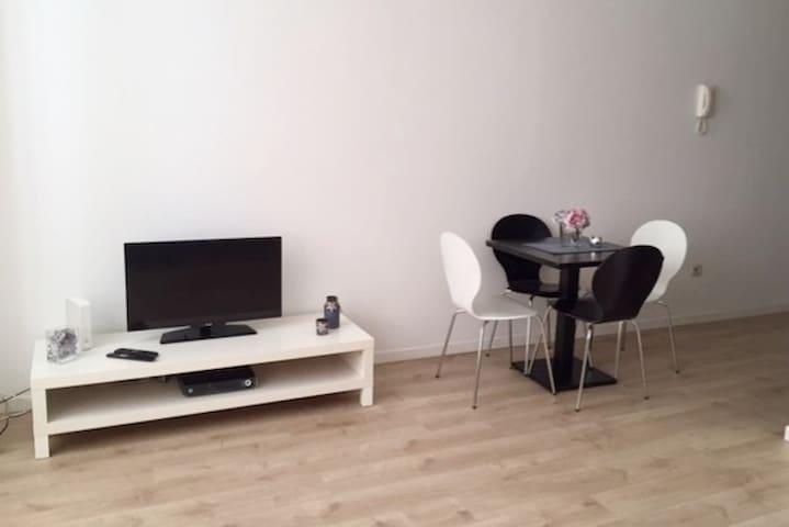 Appartement au cœur de Bruxelles