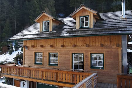 Chalet Geissler - Pusterwald - House
