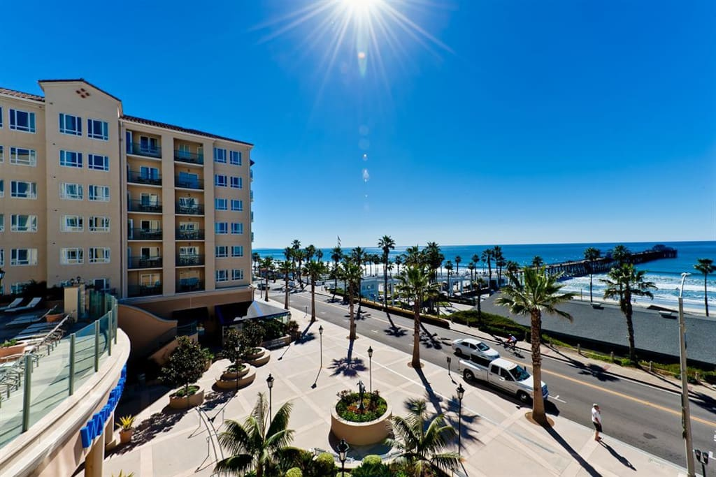 Wyndham Oceanside Pier 2 Bedroom Apartments For Rent In Oceanside California United States