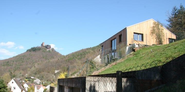 Ferienhaus Münzberg mit 4 Schlafzimmern