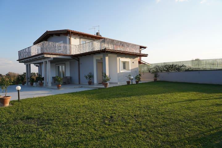 Villa al mare,relax e DISTANZA SOCIALE
