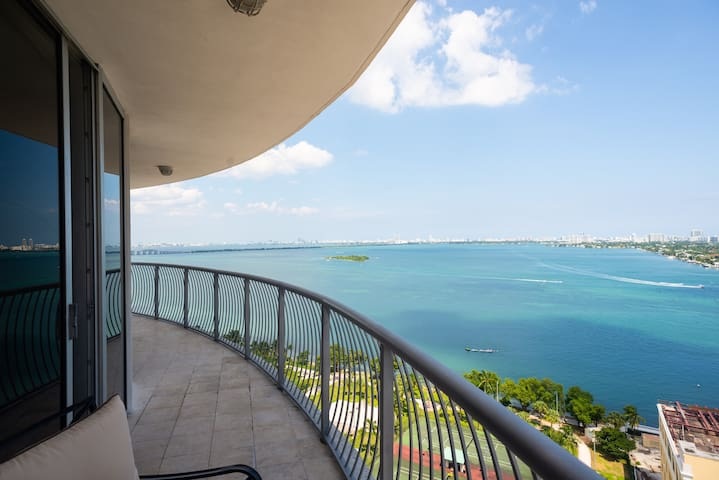 Waterviews Luxury Miami 2 Bedrooms