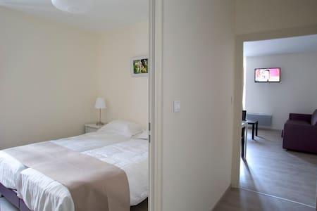 Appartement 2 pièces centre ville - Nuits-Saint-Georges - Apartment